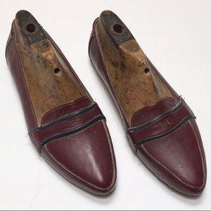 Vintage Wooden Shoe Horns